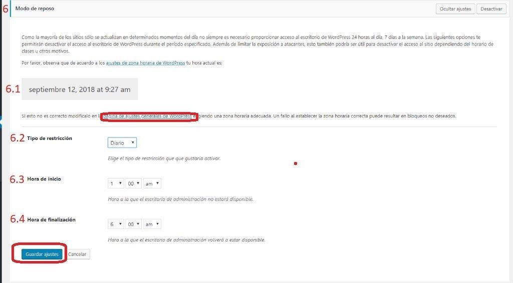 Configurar Ithemes Security Paso 23