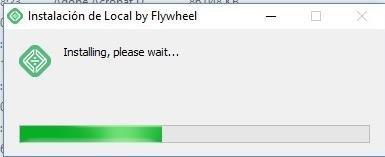 Instalar y configurar LOCAL by Flywheel Paso 4