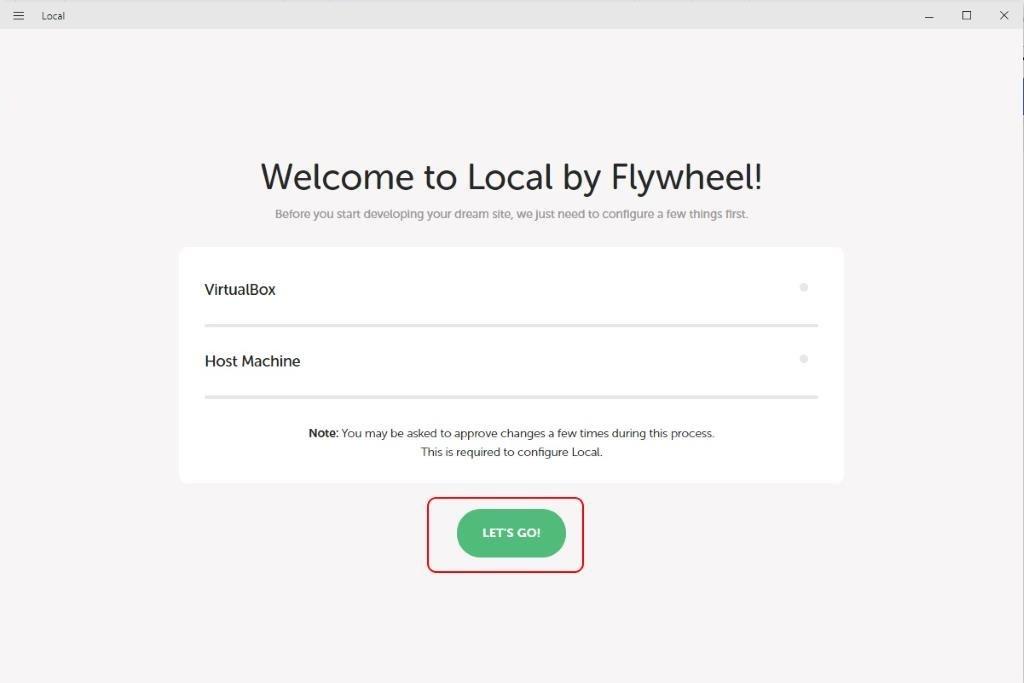Instalar y configurar LOCAL by Flywheel Paso 6