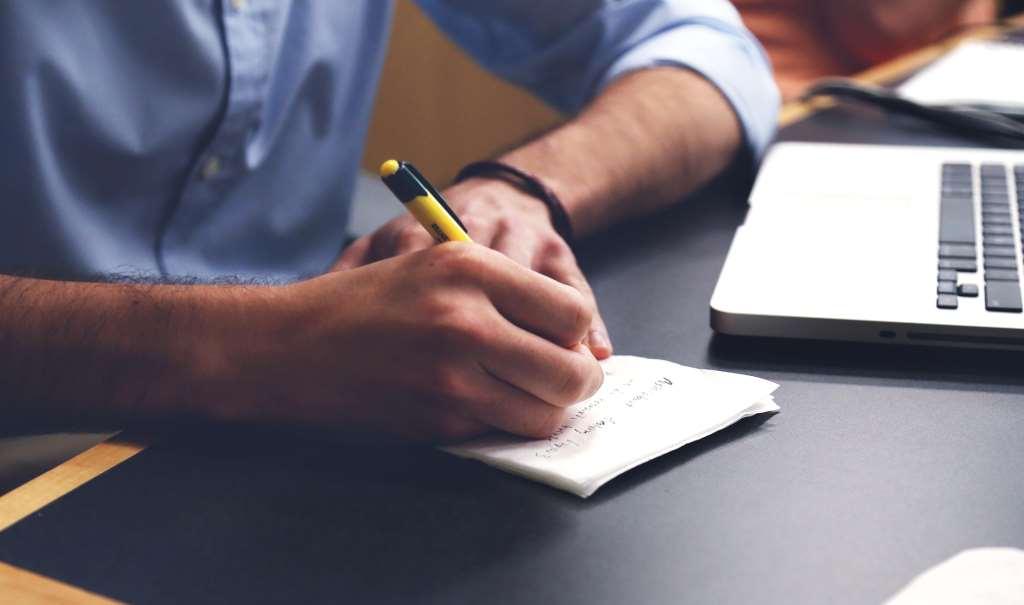 por donde empiezo mi blog planifica